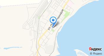 Эликон на карте