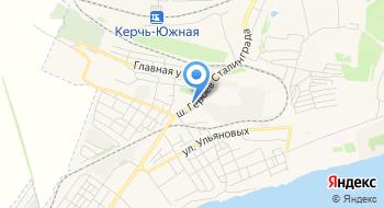 Укрнафта на карте