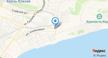 Termo Керчь на карте