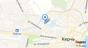 ОГИБДД УМВД России по городу Керчи на карте