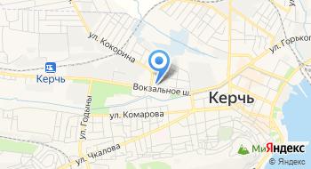 Санитарные Технологии Крыма на карте