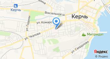 ГБУЗ РК Керченская городская детская больница на карте