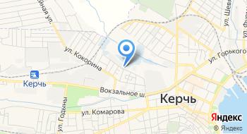 Отделение №2 МРЭО ГИБДД МВД по Республике Крым на карте
