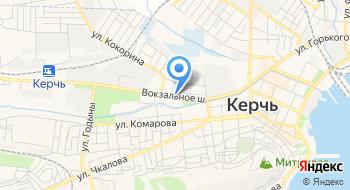 Керченский Хлебокомбинат Структурное Подразделение Крымхлеб на карте