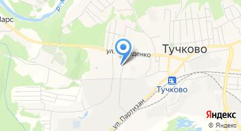 Тучково-Строй на карте
