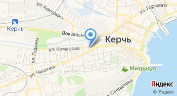 Консульство Украины на карте