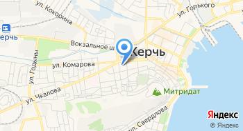 ГАУЗРК Керченская стоматологическая поликлиника на карте