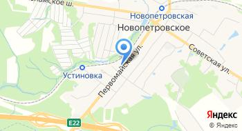 ЧОП СБ - Граница + К на карте