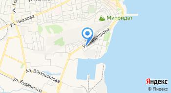 СТО Автосалон ФК на карте