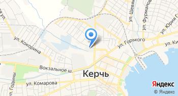 Kerchwater.ru на карте
