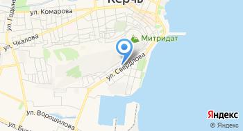 ГБУЗ РК КГБ № 3 на карте