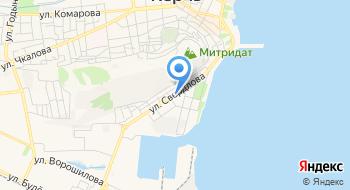 УФК по Республике Крым, отделение №6 на карте