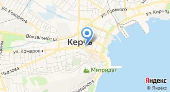 Кинотеатр Украина на карте