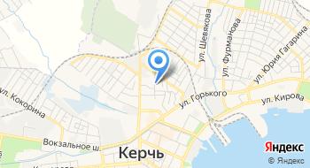 Керченская Межрайонная Ветеринарная Лаборатория на карте