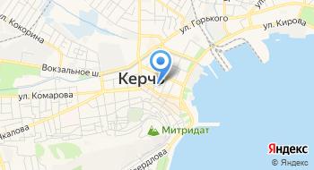 Желтые Страницы Крыма на карте