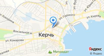 Компания Intext Керчь на карте