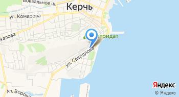 Керченский историко-археологический музей на карте