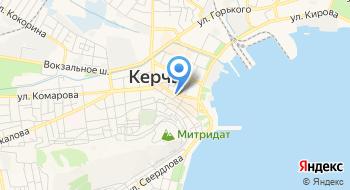 Металлоцентр на карте