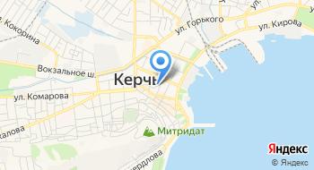 Турагентство / Авиакасса Архонт 91 на карте