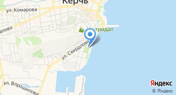 КрымСпецМонтажСервис на карте