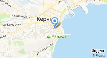 Ресторан Трюфель на карте