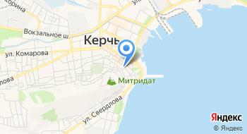 Турагнетство Валентины Фоменко на карте
