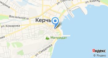 Студия Пинчук на карте