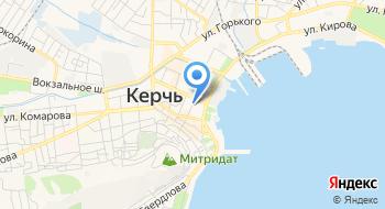 KerchNet на карте