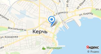 ПроКерчь на карте