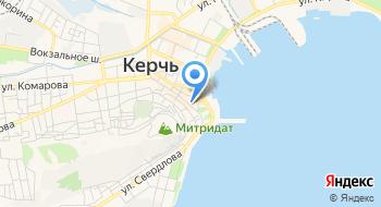 Ресторан Твоя Веранда на карте