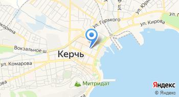 ГБУ Керченский городской ветеринарный лечебно-профилактический центр на карте