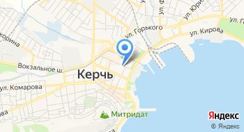 Отдел ветеринарии в городе Керчь на карте