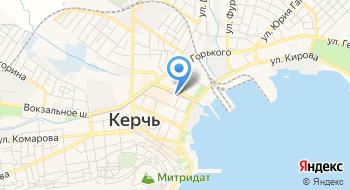 Магазин Теплосервис на карте