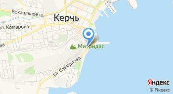 Пегас Туристик на карте