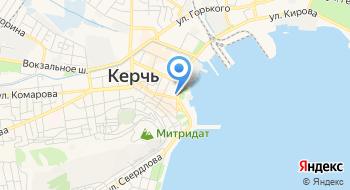 Банк Россия на карте
