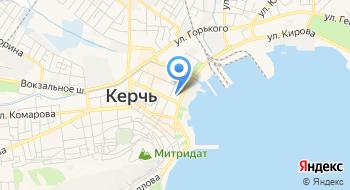 Боспор на карте