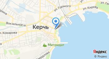 Керченская Городская Типография на карте
