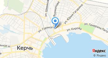 Крым Инжиниринг на карте