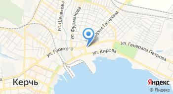 Российский национальный коммерческий банк, банкомат на карте