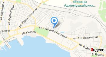 Крым-Кадастр на карте