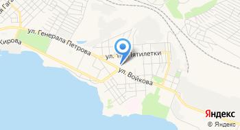 МБУДО Детская школа искусств им. Р.В.Сердюка на карте