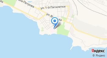 Керченская Городская Больница №2 на карте