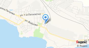 Керченский техникум сферы обслуживания на карте