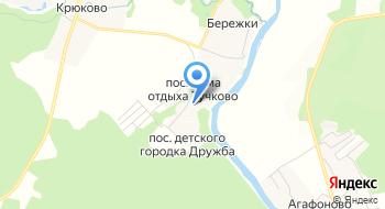 М-Лифт на карте