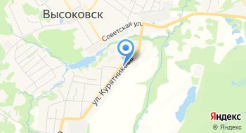 Компания Марков лес на карте