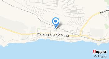 МБДОУ Детский сад №16 Золотая рыбка на карте
