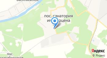 Агрокомплекс Горки-2 на карте