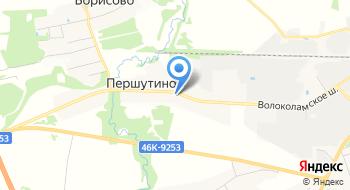 Кифато МК на карте