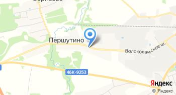 Гостинично-ресторанный комплекс Аквамарин на карте