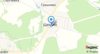 Щекинский Фельдшерско-Медицинский Пункт на карте